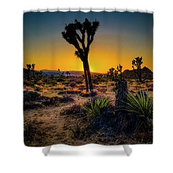 Dawn Of The Morning Shower Curtain