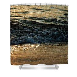 Dawn V Shower Curtain