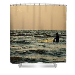 Dawn Vii Shower Curtain