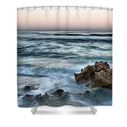 Dawn's Elegance Shower Curtain