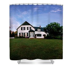 Dawns First Light At Green Gables Shower Curtain