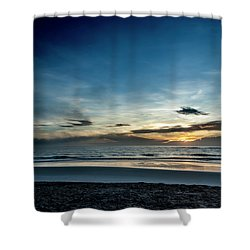 Shower Curtain featuring the photograph Day Breaker by Eric Christopher Jackson