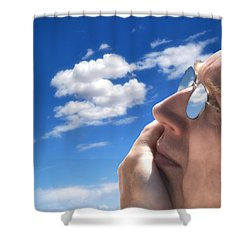 Day Dreamer Shower Curtain
