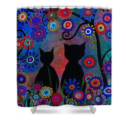 Day Dreamers Shower Curtain