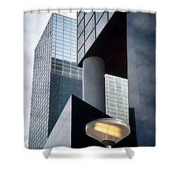 Day Light Shower Curtain by Dave Bowman
