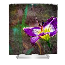 Day Of The Lily Shower Curtain