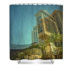 Day Trip Shower Curtain by Mark Ross