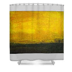 Daybreak Shower Curtain by Scott Haley