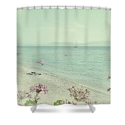 Daydream Shower Curtain by Connie Handscomb