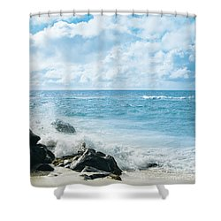 Shower Curtain featuring the photograph Daydream by Sharon Mau