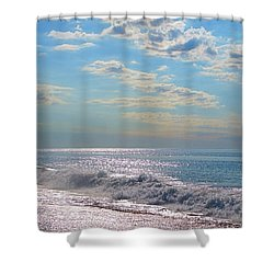 Daylight I I Shower Curtain by Newwwman