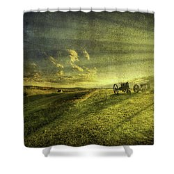 Days Done Shower Curtain