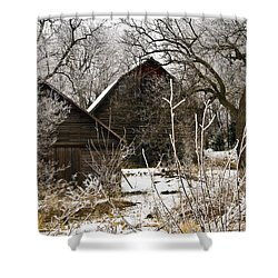 Days Gone Bye Shower Curtain