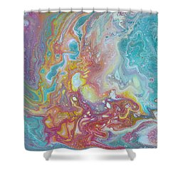 Dazzle Shower Curtain