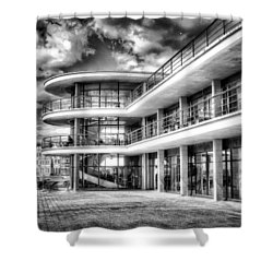 De La Warr Pavillion Shower Curtain