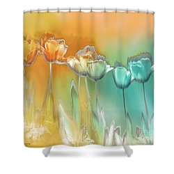 De Revista Shower Curtain