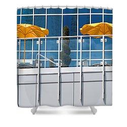 De Vormboom Shower Curtain by Paul Wear