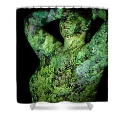 Deanna Shower Curtain by Arla Patch