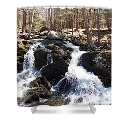Deans Ravine Shower Curtain