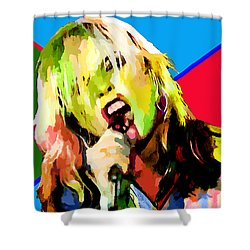 Debbie Harry Collection - 1 Shower Curtain