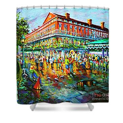 Decatur Evening Shower Curtain