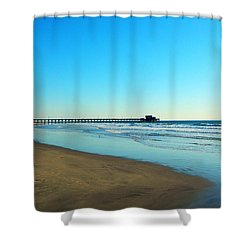 December Days Shower Curtain by Everette McMahan jr