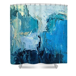 Deep Desires Of The Heart Shower Curtain