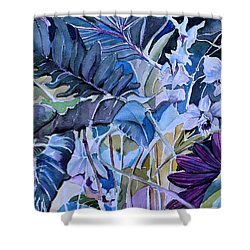 Deep Dreams Shower Curtain