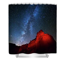 Shower Curtain featuring the photograph Deep In The Heart Of Texas - 1 by Stephen Stookey