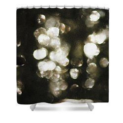 Shower Curtain featuring the photograph Deep In Woods by Yulia Kazansky