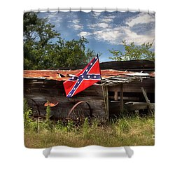 Deep South Farm Shower Curtain