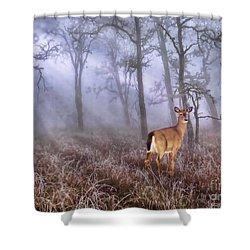 Deer Me Shower Curtain