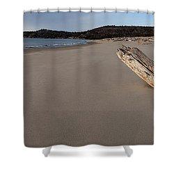 Defiant   Shower Curtain