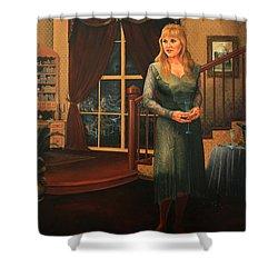 Delaina Shower Curtain