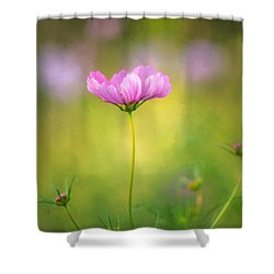 Delicate Beauty Shower Curtain