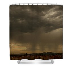 Deliver The Rain Shower Curtain