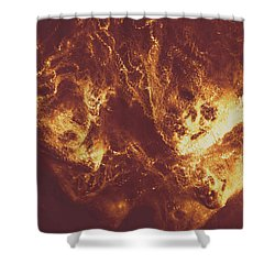 Demon Hellish Nightmare Shower Curtain by Jorgo Photography - Wall Art Gallery