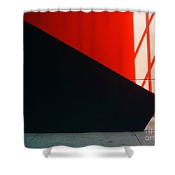 Demon Up Shower Curtain