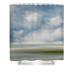 Dennis Shower Curtain