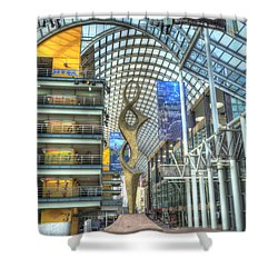 Denver Performing Arts Center Shower Curtain