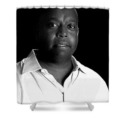 Derreck Fields  Shower Curtain