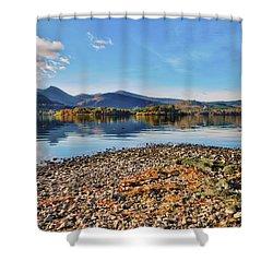 Derwent Shoreline Shower Curtain