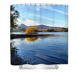 Derwent Water Shower Curtain