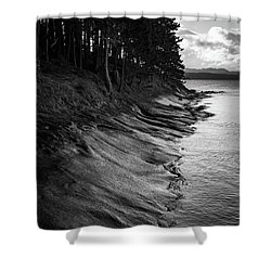 Descanso Bay Shower Curtain