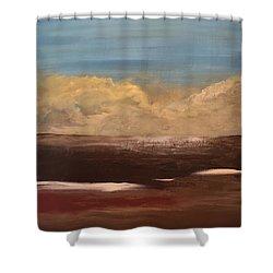 Desert Sands Shower Curtain