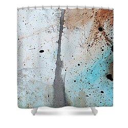Desert Surroundings 3 By Madart Shower Curtain by Megan Duncanson