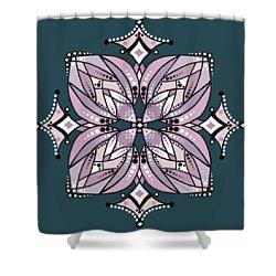Design 1334 A Shower Curtain