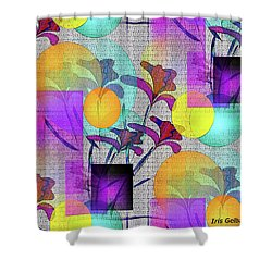 Design #3 Shower Curtain