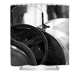 Design Excellence Shower Curtain