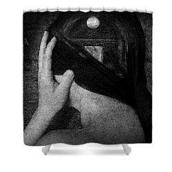 Desire No. 10 Shower Curtain